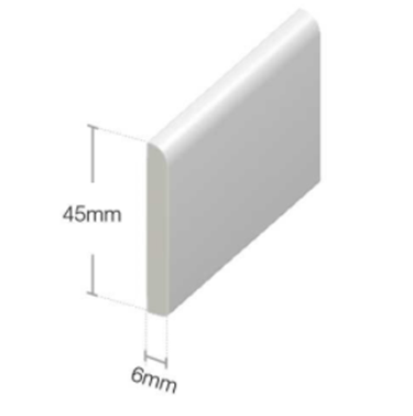 Architrave 6mm / 7.5mm