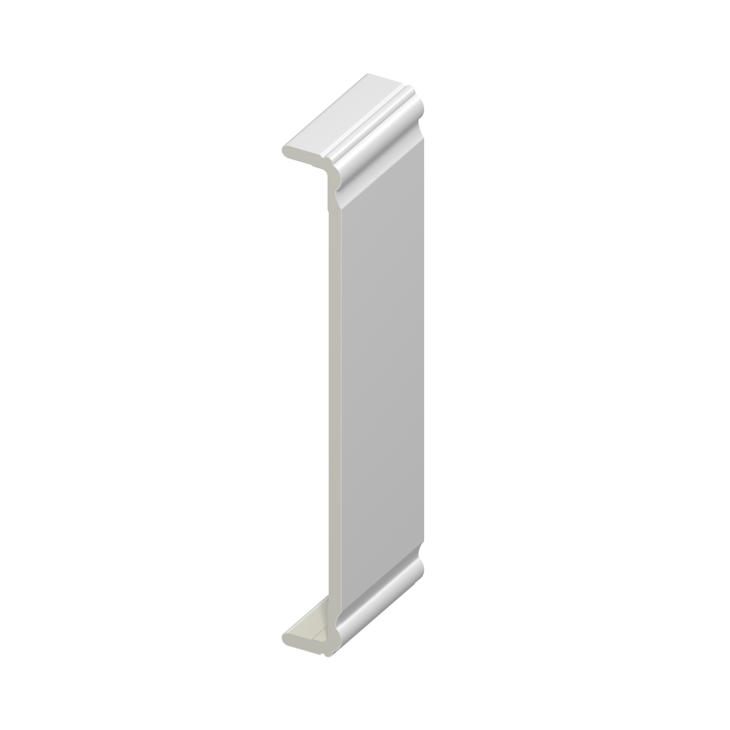 Ogee Double Edged Ogee Capping Board